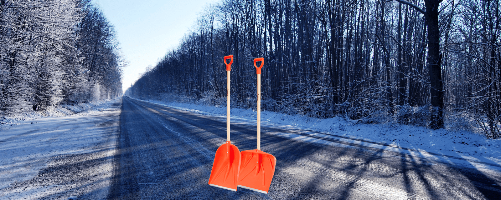 Shovels <p>Made of high quality materials, it is durable and resistant to mechanical damage.  Perfect for snow removal as well as for cleaning works.</p>
